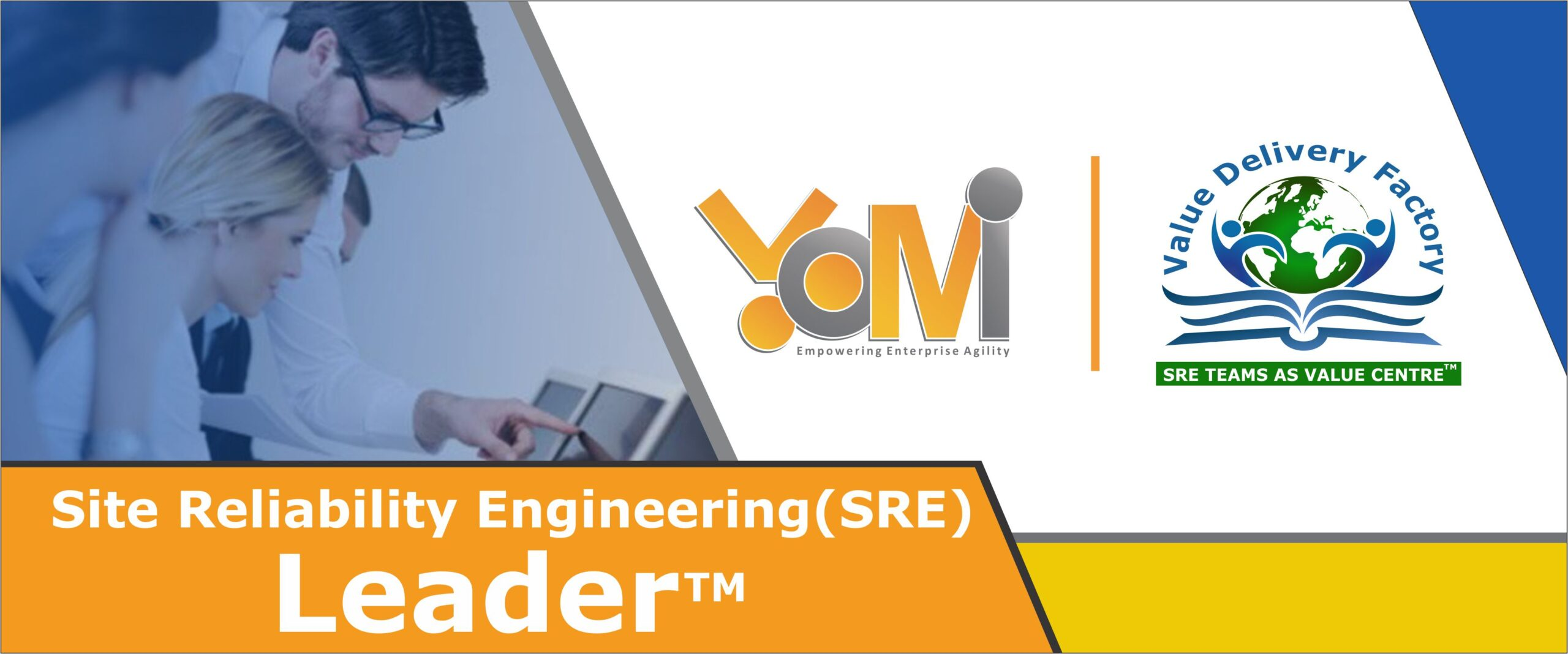 Site Reliability Engineering (SRE) Leader™